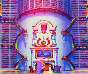 belle, wonderful, and castle image