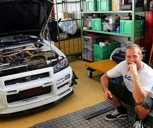 cars, legend, and paul walker image