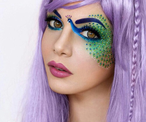 art and makeup image