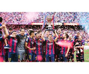 Barca, Barcelona, and fc barcelona image
