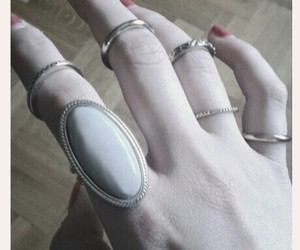fashion, love, and fingers image
