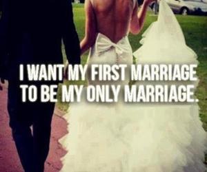 marriage, love, and wedding image