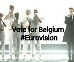 belgium, esc, and europe image