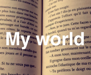 book, Dream, and world image