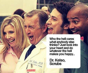 scrubs, quote, and jd image