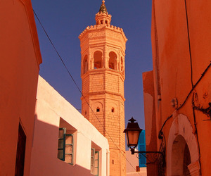 mosque, places, and tunisia image