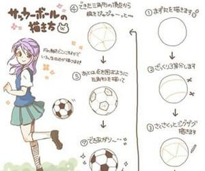 anime, how to draw, and manga image