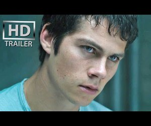 KAYA SCODELARIO, the scorch trials, and dylan o'brien image