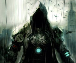 assassin and game image