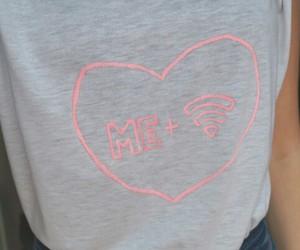 fashion, wifi, and love image