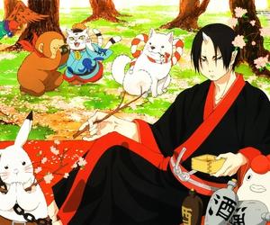 anime, hoozuki no reitetsu, and manga image