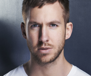 calvin harris and sexy image
