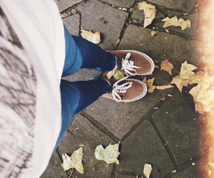 autumn and vans image