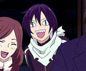 anime, yato, and noragami image