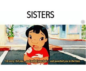 sisters, funny, and true image