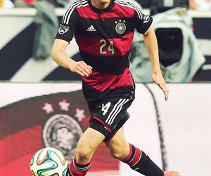 germany, erik durm, and Hot image
