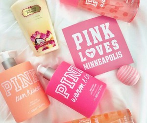 pink, luxury, and vs image