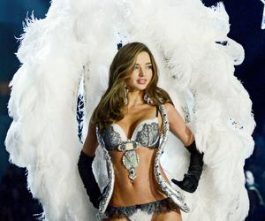 miranda kerr, angel, and Victoria's Secret image