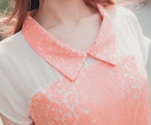 fashion, girl, and korean fashion image