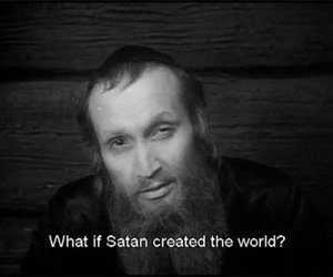 create, earth, and satanic image
