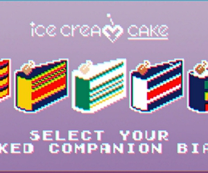 kpop, red velvet, and ice cream cake image