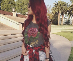 fashion and red hair image