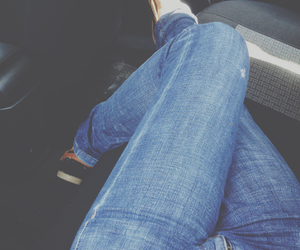 background, jeans, and legs image