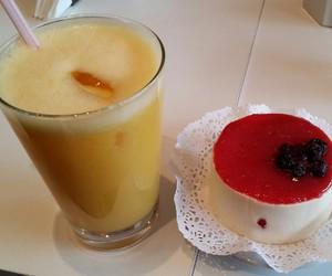 breakfast, delicious, and orange image