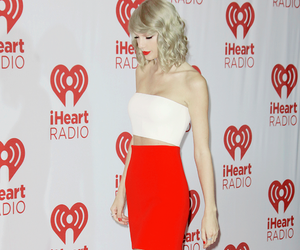 Taylor Swift, beautiful, and red image