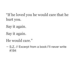 quotes, sadness, and tumblrquotes image