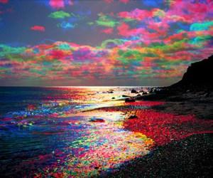 beach, ocean, and amazing image
