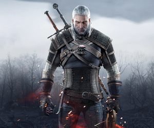 games and the witcher image