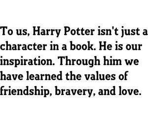 harry potter, text, and love image