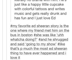 funny, lol, and ed sheeran image