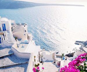 Greece, sea, and summer image
