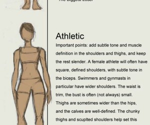 body, brown, and female image