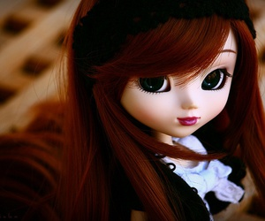 doll, pullips, and pullip dolls image