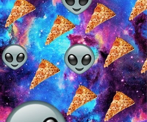 pizza, background, and wallpaper image