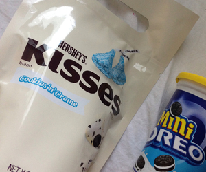 chocolate, Cookies, and kisses image