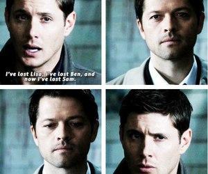 supernatural and dean image