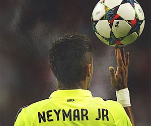 neymar jr, neymar, and fc barcelona image