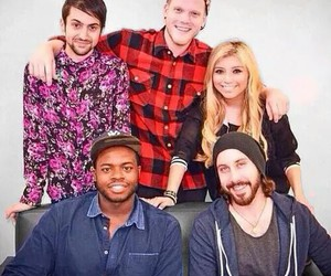 pentatonix, ptx, and mitch grassi image