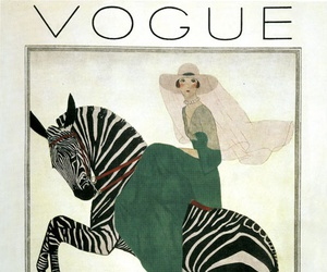 fashion, vogue, and vintage image
