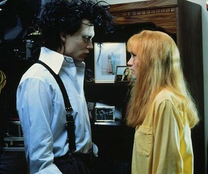 johnny depp and edward scissorhands image