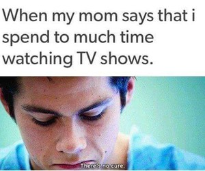 teen wolf, funny, and tv show image