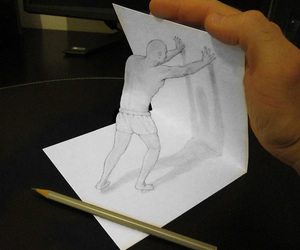 art, drawing, and design image
