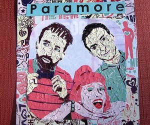 music, paramore, and red head image