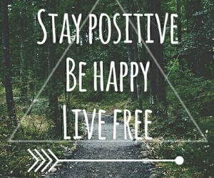 forest, happy, and positive image