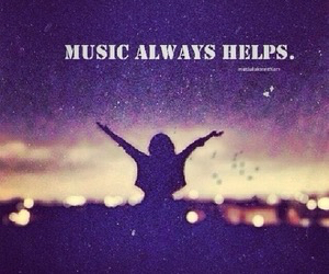 music and help image