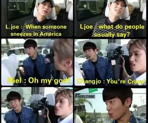 funny, top, and changjo image